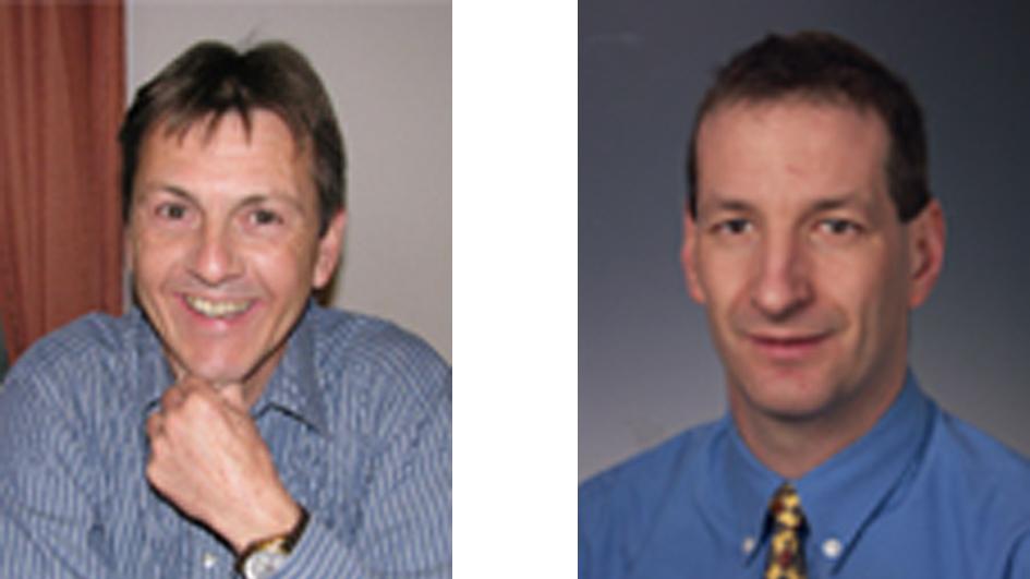 Bernd Werner und Dirk Römer